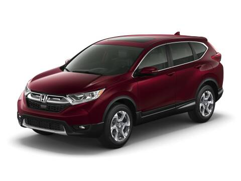 2017 Honda CR-V for sale at MILLENNIUM HONDA in Hempstead NY