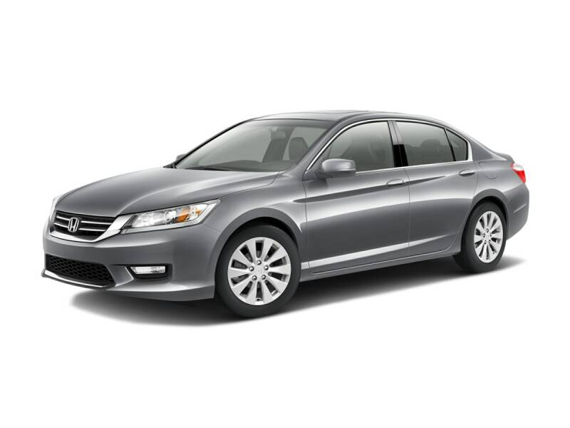 2015 Honda Accord for sale at MILLENNIUM HONDA in Hempstead NY