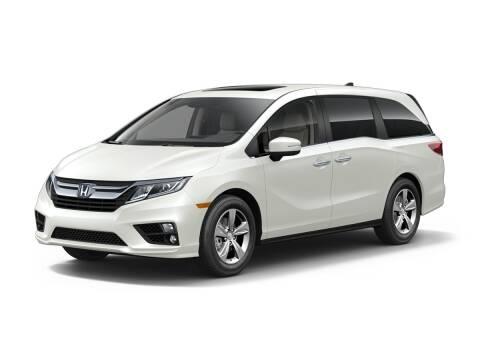 2018 Honda Odyssey for sale at MILLENNIUM HONDA in Hempstead NY
