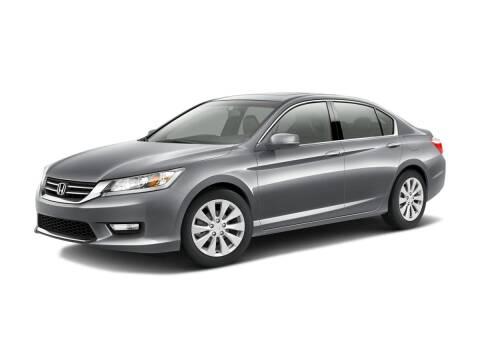 2015 Honda Accord for sale at MILLENNIUM HONDA in Hempstead NY