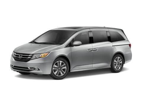 2016 Honda Odyssey for sale at MILLENNIUM HONDA in Hempstead NY