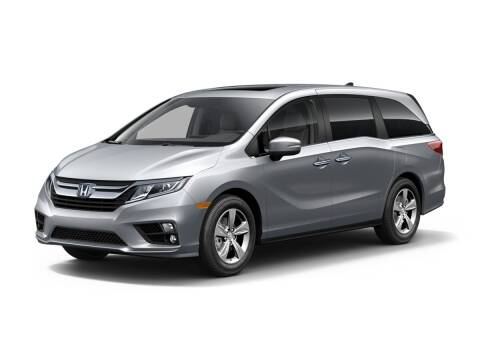 2020 Honda Odyssey for sale at MILLENNIUM HONDA in Hempstead NY