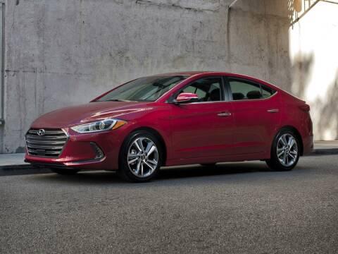 2018 Hyundai Elantra for sale at MILLENNIUM HONDA in Hempstead NY