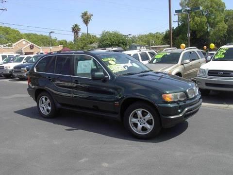 2002 BMW X5 for sale at MIKE AHWAZI in Santa Ana CA