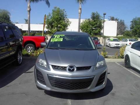 2010 Mazda CX-7 for sale at MIKE AHWAZI in Santa Ana CA