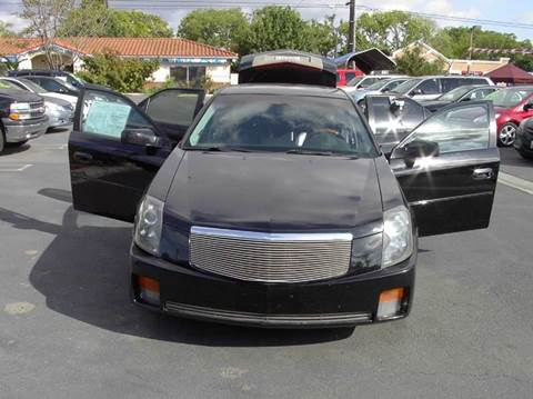 2003 Cadillac CTS for sale at MIKE AHWAZI in Santa Ana CA