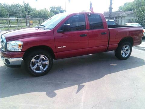 2008 Dodge Ram Pickup 1500 for sale in Houston, TX