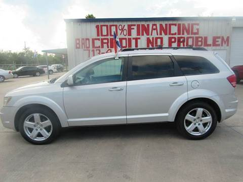 2010 Dodge Journey for sale at SEVEN MOTORS INC. in Houston TX