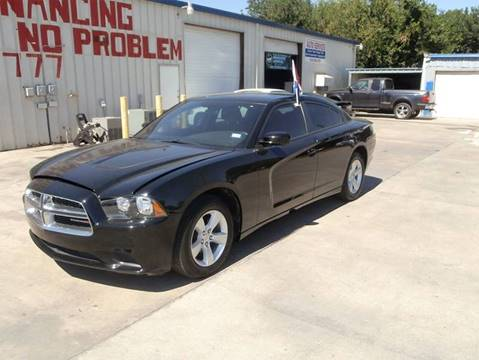 2014 Dodge Charger for sale at SEVEN MOTORS INC. in Houston TX