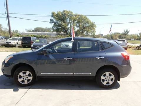 2012 Nissan Rogue for sale at SEVEN MOTORS INC. in Houston TX