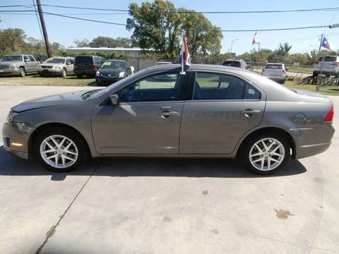 2012 Ford Fusion for sale at SEVEN MOTORS INC. in Houston TX