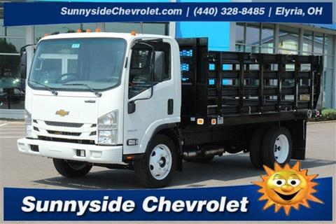 2018 Chevrolet 4500 LCF for sale in Elyria, OH