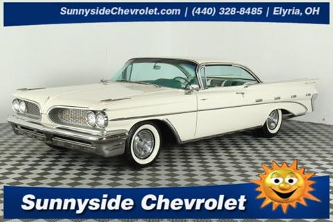 1959 Pontiac Bonneville for sale in Elyria, OH