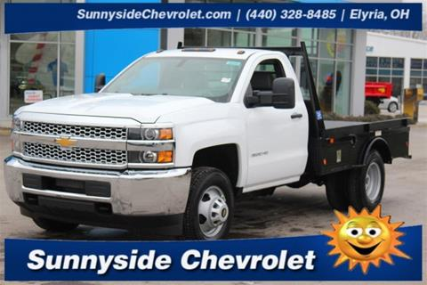 2019 Chevrolet Silverado 3500HD CC for sale in Elyria, OH