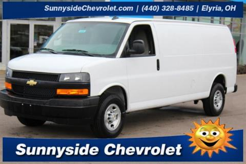 2018 Chevrolet Express Cargo for sale in Elyria, OH