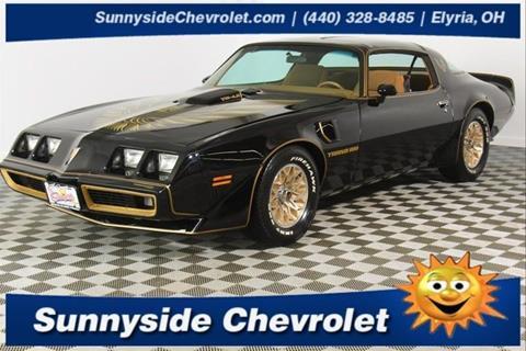 1979 Pontiac Trans Am for sale in Elyria, OH