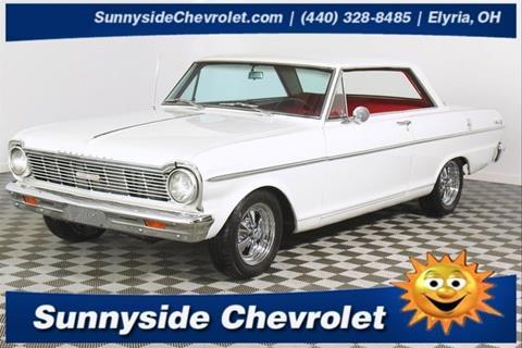 a20215f31a 1965 Chevrolet Nova for sale in Elyria