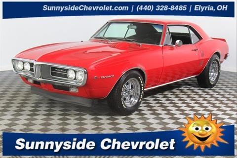 1967 Pontiac Firebird for sale in Elyria, OH