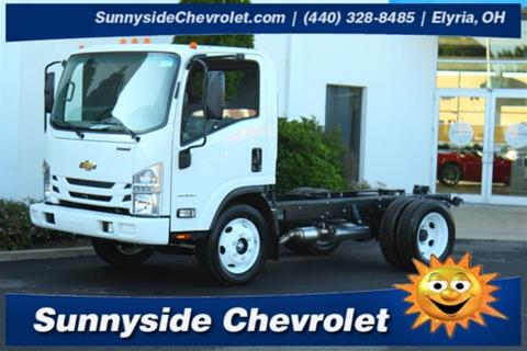 2019 Chevrolet 4500 LCF for sale in Elyria, OH
