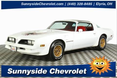 1978 Pontiac Trans Am for sale in Elyria, OH