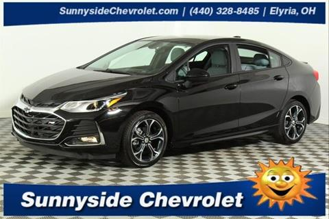 2019 Chevrolet Cruze for sale in Elyria, OH