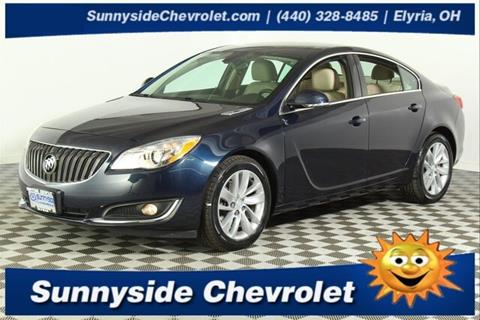 2015 Buick Regal for sale in Elyria, OH