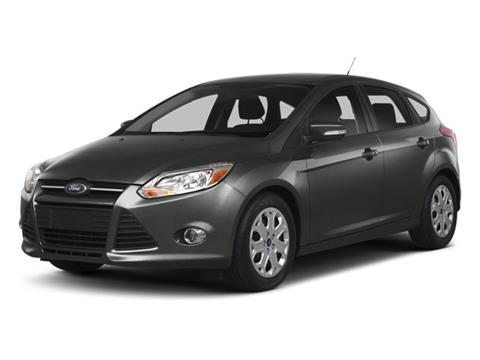 2014 Ford Focus for sale in Elyria, OH