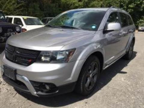 2015 Dodge Journey for sale at AUTO SELECTION OF CHARLOTTE in Charlotte NC