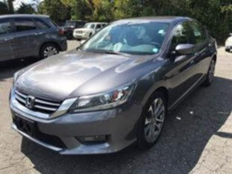 2014 Honda Accord for sale at AUTO SELECTION OF CHARLOTTE in Charlotte NC
