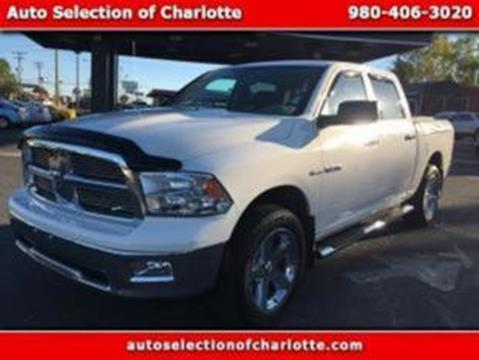 2009 Dodge Ram Pickup 1500 for sale in Charlotte, NC