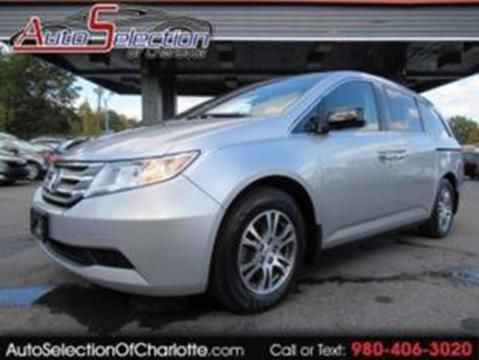 2012 Honda Odyssey for sale in Charlotte, NC
