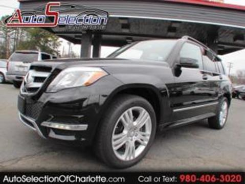 Mercedes benz glk for sale in charlotte nc for Mercedes benz for sale charlotte nc