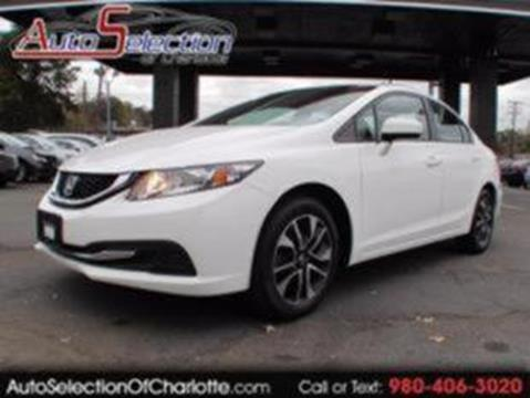 honda civic for sale in charlotte nc. Black Bedroom Furniture Sets. Home Design Ideas