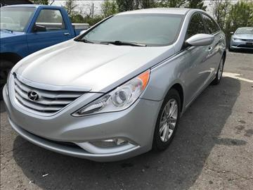 2013 Hyundai Sonata for sale at AUTO SELECTION OF CHARLOTTE in Charlotte NC