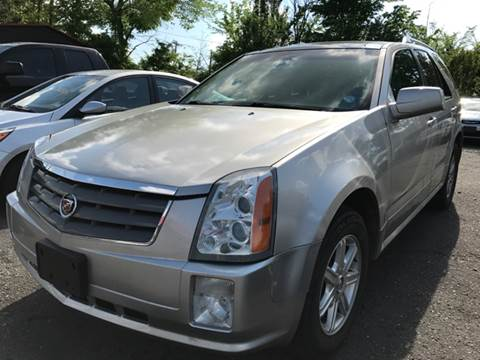 2005 Cadillac SRX for sale at AUTO SELECTION OF CHARLOTTE in Charlotte NC