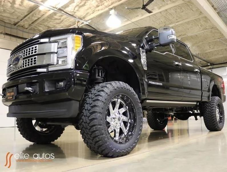 Lifted 2017 Ford F250 Platinum Superduty 4x4 Diesel Loaded Upcomingcarshq Com