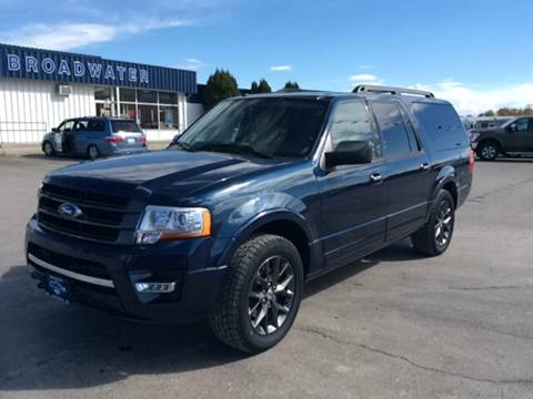 2017 Ford Expedition EL for sale in Townsend, MT