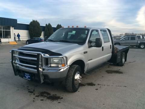 2002 Ford F-350 Super Duty for sale in Townsend, MT