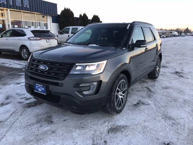 2017 Ford Explorer Sport AWD 4dr SUV - Townsend MT