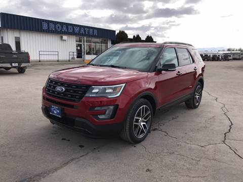 2017 Ford Explorer for sale in Townsend, MT