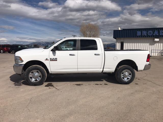2015 RAM Ram Pickup 2500 SLT 4x4 4dr Crew Cab 6.3 ft. SB Pickup - Townsend MT