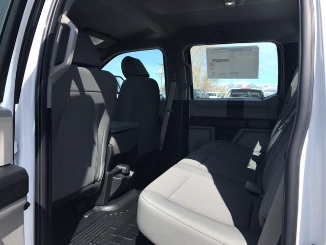 2017 Ford F-350 Super Duty XL 4x4 4dr Crew Cab 8 ft. LB SRW Pickup - Townsend MT