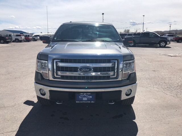 2013 Ford F-150 XLT 4x4 4dr SuperCrew Styleside 5.5 ft. SB - Townsend MT