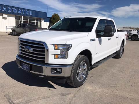 2017 Ford F-150 for sale in Townsend, MT