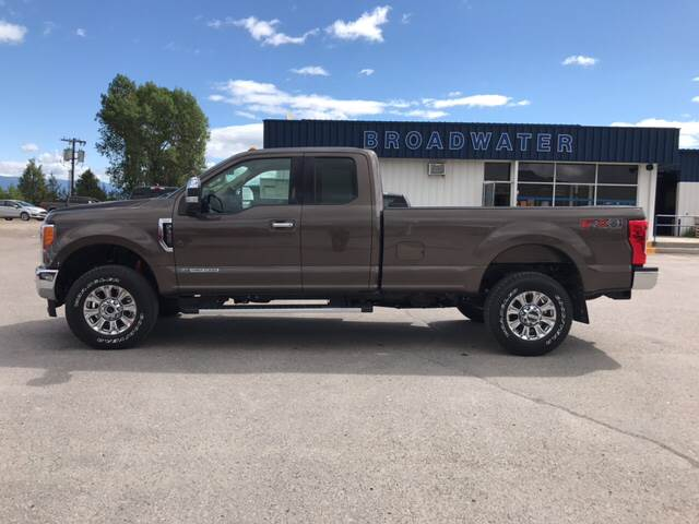 2017 Ford F-350 Super Duty 4x4 XLT 4dr SuperCab 8 ft. LB SRW Pickup - Townsend MT