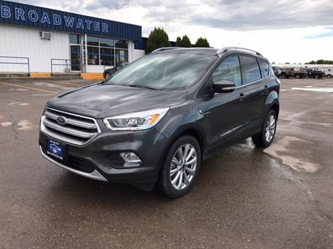 2017 Ford Escape for sale in Townsend, MT