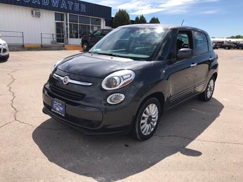2014 FIAT 500L for sale in Townsend, MT