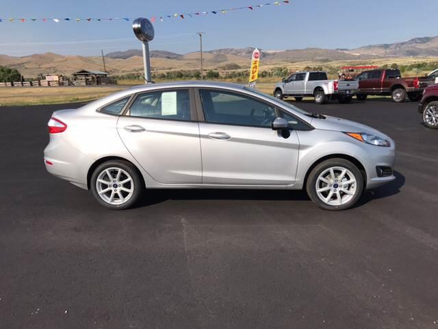 2017 Ford Fiesta SE 4dr Sedan - Townsend MT