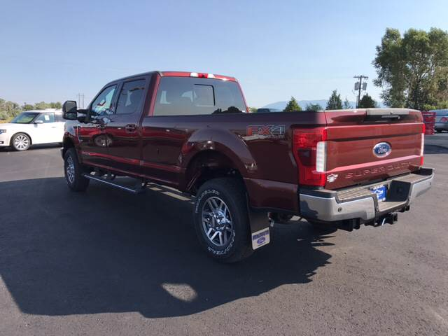 2017 Ford F-350 Super Duty 4x4 Lariat 4dr Crew Cab 8 ft. LB SRW Pickup - Townsend MT