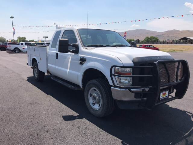 2009 Ford F-250 Super Duty 4x4 XL 4dr SuperCab 8 ft. LB Pickup - Townsend MT